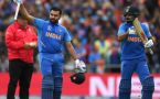 Rohit Sharma joins Virat Kohli in elite club