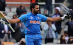 Rohit Sharma slams century against Pakistan