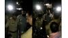 കൈ കാണിച്ചിട്ട് നിർത്താത്തതിനെ തുടർന്ന് ബൈക്കു യാത്രികനെ ഹൈവേപോലീസ് ജീപ്പിലെത്തി ഇടിച്ചിട്ടു; നാട്ടുകാർ ജീപ്പ് തടഞ്ഞു