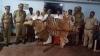 കടുവാത്തോല് കടത്താന് ശ്രമം കുമളിയില് അഞ്ചംഗ സംഘം പിടിയില്: പിടിയിലായത്  വനപാലകരുടെ പരിശോധനയില്