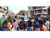 ഹര്ത്താല്, മലപ്പുറത്ത് കോണ്ഗ്രസ്സ് പ്രവര്ത്തകരും വ്യാപാരികളും തമ്മില് സംഘര്ഷം, പോലീസ് ലാത്തി വീശി