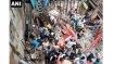 മുംബൈയില് നാല് നില കെട്ടിടം തകര്ന്ന് 12 മരണം: നിരവധി പേര് കുടുങ്ങിക്കിടക്കുന്നതായി സംശയം!!