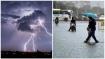 സംസ്ഥാനത്ത് 5 ദിവസം ഇടിമിന്നലോട് കൂടിയ കനത്ത മഴ, ഏഴ് ജില്ലകളിൽ ഓറഞ്ച്, യെല്ലോ അലേർട്ടുകൾ