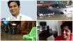 ഹൈബി ഈഡൻ തിരഞ്ഞെടുപ്പ് തിരക്കിൽ, കലൂരിലെ വീട് വെളളത്തിൽ, വാഹനങ്ങളടക്കം മുങ്ങി!