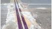 കണ്ണൂരിലും പാലാരിവട്ടം: താവം പാലത്തിലെ കുഴികള് ആരുമറിയാതെ അടയ്ക്കാന് ശ്രമം
