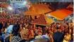 ശബരിമല; യുവതീ പ്രവേശന വിധി ഇപ്പോള് നടപ്പാക്കേണ്ടതില്ലെന്ന് സര്ക്കാറിന് നിയമോപദേശം