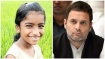 ഷഹ് ലയുടെ കുടുംബത്തിന് നഷ്ടപരിഹാരം നൽകണം: മുഖ്യമന്ത്രിക്ക് രാഹുൽ ഗാന്ധിയുടെ കത്ത്