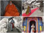 8 ലക്ഷം രൂപയ്ക്ക് മോദിയുടെ താത്പര്യ പ്രകാരം പണിത രുദ്രാ ഗുഹ.. 'റെഡ് കാര്പ്പറ്റ്' വാക്കിനും പരിഹാസം