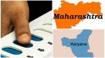 മഹാരാഷ്ട്ര, ഹരിയാണ തിരഞ്ഞെടുപ്പ് പ്രഖ്യാപിച്ചു; ഒക്ടോബര് 21ന് ജനവിധി, കേരളത്തില് 5 മണ്ഡലങ്ങളില്