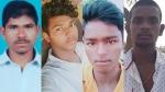ഹൈദരാബാദില് ഡോക്ടറെ ബലാത്സംഗം ചെയ്തു കൊലപ്പെടുത്തിയ കേസിലെ 4 പ്രതികളേയും പോലീസ് വെടിവെച്ച് കൊന്നു