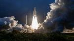 കുതിച്ചുയർന്ന് ജിസാറ്റ് 30, 2020ലെ ഐഎസ്ആർഒയുടെ ആദ്യ ദൗത്യം, വിക്ഷേപണം വിജയകരം
