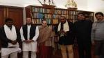 'ജെവിഎം കോണ്ഗ്രസില് ലയിച്ചു'; പ്രഖ്യാപനവുമായി 2 എംഎല്എമാര്, അംഗബലം 16 ല് നിന്ന് 18ലേക്ക്