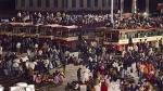 വീടുകളിലേക്ക് മടങ്ങുന്ന  ദരിദ്രരെകൊണ്ട് നിറയുന്ന ഇന്ത്യന് ദേശീയ പാതകള്