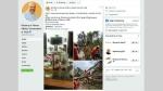 ആഭ്യന്തര മന്ത്രാലയത്തിന്റെ ഫേസ്ബുക്ക് പേജിൽ മദ്യക്കുപ്പി: ജീവനക്കാരന്റെ പിഴയെന്ന് മന്ത്രാലയം