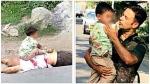 മുത്തച്ഛനെ കൊലപ്പെടുത്തിയത് പോലീസെന്ന് മൂന്ന് വയസുകാരൻ; 60 കാരന്റെ മരണത്തിൽ ദുരൂഹത