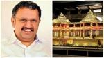 കോണ്ഗ്രസിന് എതിര്പ്പുളളത് പളളി പൊളിച്ച് രാമക്ഷേത്രം പണിയുന്നതിൽ, നിലപാട് വ്യക്തമാക്കി കെ മുരളീധരൻ