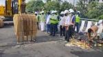 പാലാരിവട്ടം പാലത്തിലെ പൂജ: 'എസ്റ്റിമേറ്റിലില്ല, പൂജ സർക്കാർ ചിലവിലുമല്ല', ജി സുധാകരന്റെ മറുപടി