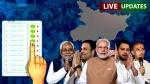 ബിഹാർ ഇന്ന് പോളിങ്ങ് ബൂത്തിലേക്ക്; ആദ്യ ഘട്ടത്തിൽ 71 മണ്ഡലങ്ങൾ.. നിർണായകം.. തത്സമയ വിവരങ്ങളിലേക്ക്