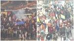 'ചെങ്കോട്ട കണ്ടേ മടങ്ങൂ'; കർഷക മാർച്ചിൽ സംഘർഷം, കർഷകർക്കെതിരെ പോലീസ് കണ്ണീർവാതകം പ്രയോഗിച്ചു