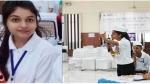 ദേശീയ ബാലികാദിനം: ഒരു ദിവസത്തേക്ക് ഉത്തരാഖണ്ഡ് മുഖ്യമന്ത്രിയായി 20 കാരി