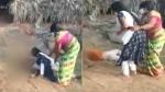 കൊവിഡ് ബാധിച്ച അച്ഛന് ഒരിറ്റുവെള്ളം നൽകാൻ ഓടുന്ന മകൾ, തടഞ്ഞ് അമ്മ, ഒടുവിൽ മരണം,ദാരുണം