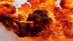 തൃശ്ശൂർ ക്വാറിയിൽ സ്ഫോടനം; ഒരാൾ മരിച്ചു..4 പേർക്ക് ഗുരുതര പരിക്ക്