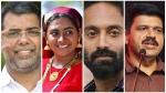 നിമിഷയെ പുച്ഛിച്ച് സന്ദീപ് വാര്യർ, പുകഴ്ത്തി അബ്ദുള്ളക്കുട്ടി, 'ഫഹദ്  ദൈവം അനുഗ്രഹിച്ച് തന്ന പൊന്നുമോൻ'