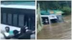 സംസ്ഥാനത്ത് ചെറുമേഘവിസ്ഫോടനങ്ങള്; പൂഞ്ഞാറില് കെഎസ്ആര്ടിസി ബസ് മുങ്ങി, ജാഗ്രത നിര്ദ്ദേശം