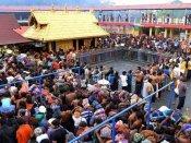 ശബരിമലയിൽ എത്തിയത് 1,16,706 തീർത്ഥാടകർ;ലഭിച്ച വരുമാനം 14 കോടി രൂപ