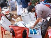 മലപ്പുറം ജില്ലയില് മൊത്തം 20സ്ഥാനാര്ത്ഥികള് സ്വന്തംവോട്ട്ചെയ്യാന് അവസരം നാലുപേര്ക്ക്