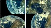 നിർണായക ഘട്ടം കടന്ന് ചന്ദ്രയാൻ 2, എല്14 ക്യാമറ പകർത്തിയ ഭൂമിയുടെ അതിമനോഹര ചിത്രങ്ങൾ