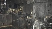 നോർത്ത് ദില്ലിയിലെ വീട്ടിൽ തീപിടുത്തം, 3 സ്ത്രീകൾ വെന്തുമരിച്ചു