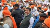 4 കിലോമീറ്റർ വ്യത്യാസം, പൗരത്വ നിയമ ഭേദഗതിയെ അനുകൂലിച്ചും പ്രതിഷേധിച്ചും മുംബൈയിൽ ഒരേ സമയം റാലികൾ