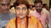 'തീവ്രവാദി ഗോ ബാക്ക്'; പ്രഗ്യാ സിങ് താക്കൂറിന് ഗോ ബാക്ക് വിളിച്ച് സര്വ്വകലാശാല വിദ്യാര്ത്ഥികള്