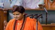 പ്രഗ്യ സിംഗ് താക്കൂറിന് വധഭീഷണി; മാരക വസ്തുക്കള് അടങ്ങിയ കത്ത് ലഭിച്ചു