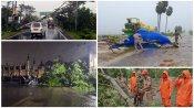 നാശം വിതച്ച് ഉംപുൻ: കൊൽക്കത്തയിൽ മണിക്കൂറിൽ 113 കിലോമീറ്റർ വേഗതയിൽ കാറ്റ്,വ്യാഴാഴ്ചവരെ തീവ്രത തുടരും