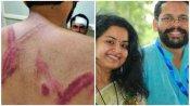 'കൂടെയുള്ളവനെ പട്ടിയെ തല്ലുന്നപോലെ തല്ലുന്നത് നോക്കിനിന്നില്ല!'അഭിമാനമാണെനിക്ക്',സരിനെകുറിച്ച് ഭാര്യ