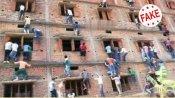 നീറ്റ് പരീക്ഷയില് കൂട്ട കോപ്പിയടി നടന്നെന്ന് വ്യാജ പ്രചാരണം; ചിത്രം മറ്റൊരു പരീക്ഷ കേന്ദ്രത്തിലേത്