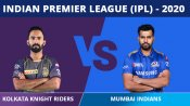 IPL 2020: മുംബൈ x കൊല്ക്കത്ത-ടോസ് നേടി കാര്ത്തിക്ക്, മുംബൈയെ ബാറ്റിങ്ങിനയച്ചു