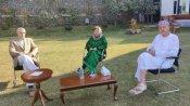 ഗുപ്കർ പ്രഖ്യാപനം: ജമ്മുകശ്മീരിൽ ഇന്ന് നിർണായക കൂടിക്കാഴ്ച, മുന്നറിയിപ്പുമായി കശ്മീർ ബിജെപി