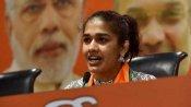 ജോലി രാജിവെച്ച് ബിജെപി നേതാവ് ബബിത ഫോഗട്ട്: ഉടൻ മുഖ്യമന്ത്രിയെ കാണും