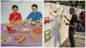 'ഈറ്റ് റൈറ്റ് ഇന്ത്യ', നല്ല ഭക്ഷണ രീതികള് ശീലമാക്കാം, ബോധവത്കരണ ചിത്രങ്ങളുമായി കലാകാരന്മാര്