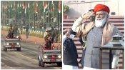 രാജ്യത്തിന്റെ കരുത്ത് അറിയിച്ച് രാജ്പഥില് റിപ്പബ്ലിക് ദിന പരേഡ്, ധീര സൈനികര്ക്ക് ആദരവർപ്പിച്ച് പ്രധാനമന്ത്രി