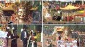 റാഫേൽ യുദ്ധ വിമാനങ്ങൾ, അയോധ്യയിലെ രാമക്ഷേത്രത്തിന്റെ ടാബ്ലോ.. പുതുമ നിറഞ്ഞ് പരേഡ് കാഴ്ചകൾ