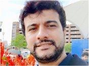 സിനിമ നടന് രമേഷ് പിഷാരടി കോണ്ഗ്രസ് പാര്ട്ടിയില് ചേര്ന്നു; ഇത്തവണ മത്സരിക്കില്ലെന്ന് പിഷാരടി