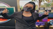 കര്ഷക സമരം: ഗ്രാമി പുരസ്കാര വേദിയില് കര്ഷകര്ക്ക് ഐക്യദാര്ഢ്യവുമായി യൂട്യൂബര് ലില്ലി സിംഗ്