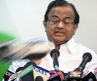 Shoe attack on Chidambaram