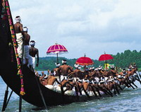 Kerala Nehru Trophy Snake Baod Race Today