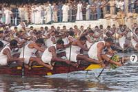 Kerala Champakulam Chundan Wins Nehru Trophy