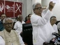 CPM and CPI opposes advancing of West Bengal Assembly polls